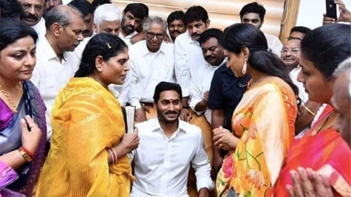 Jagan Mohan Reddy's YSR Congress storms to power in Andhra with landslide win