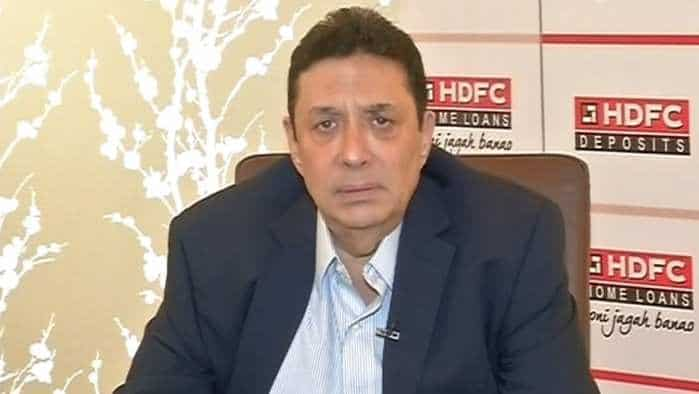 Government should give a boost to the Real Estate & NBFC sectors: Keki Mistry, Vice Chairman and CEO, HDFC Limited