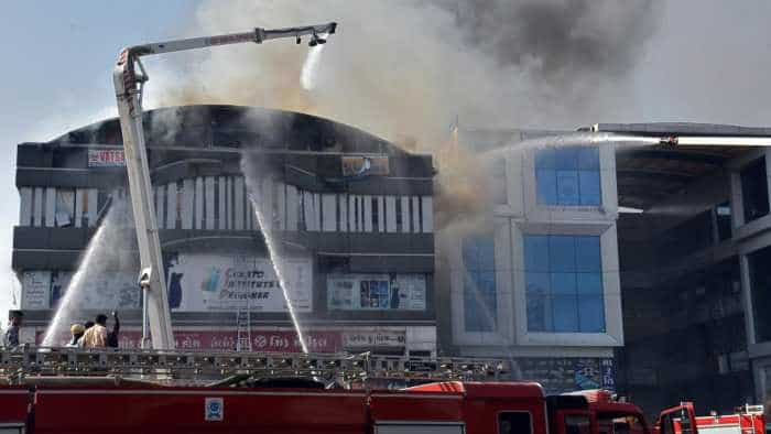 Surat fire tragedy: Death toll rises to 23, two students on ventilator