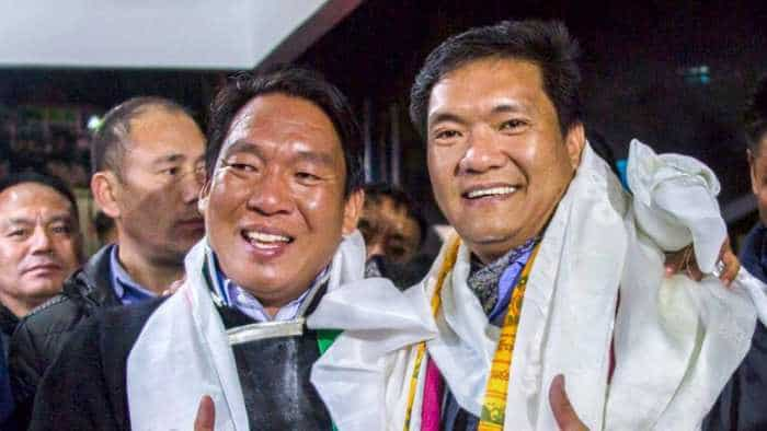 Another win for BJP! In Arunachal Pradesh, party gets 41 seats in 60-member Assembly