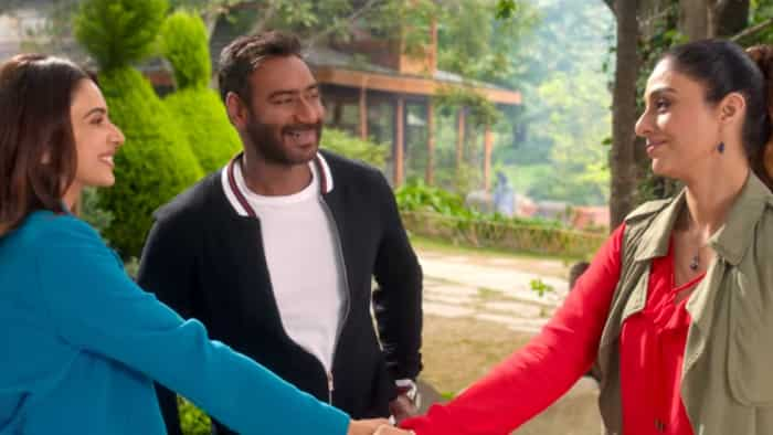 De De Pyaar De box office collection till now: Rs 64 crore! Ajay Devgn starrer expected to catch speed