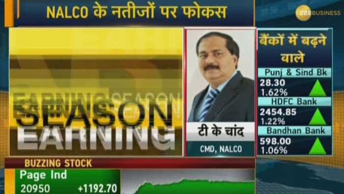 Q4FY19 Results: NALCO CMD speaks on lowering price of aluminum and its impact on PSU's economic health
