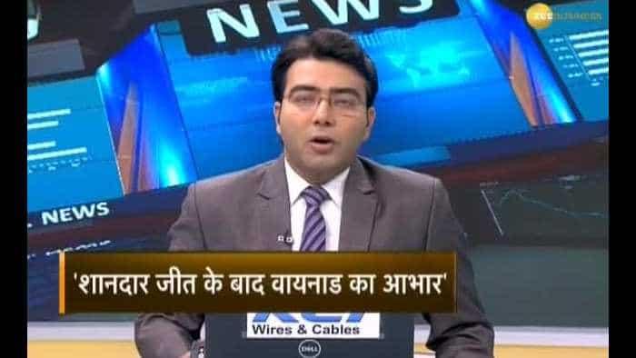 Rahul Gandhi attacks on BJP, PM Modi during thanksgiving visit to Wayanad