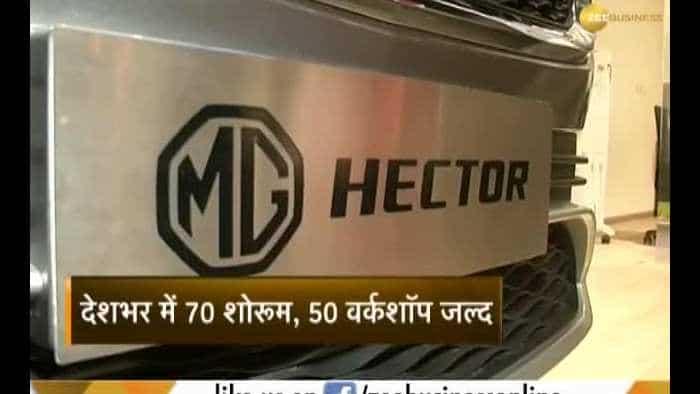 MG Motors' buzz on Social Media