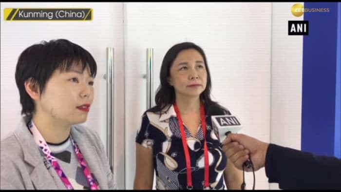 Great opportunity to work in industries like medical, IT between Yunnan & India: Deng Xiaoli