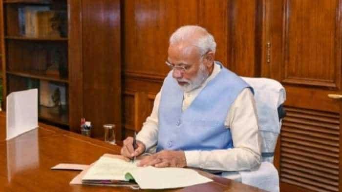 PM Modi writes to all village panchayat heads asking them to conserve rain water