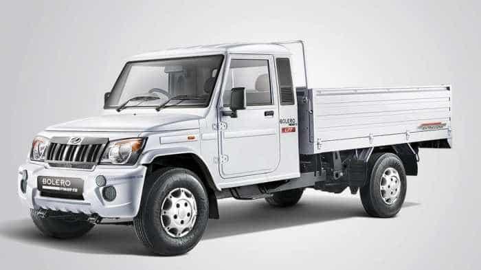 Mahindra and Mahindra expects up to 12% growth in Bolero pickups in FY20