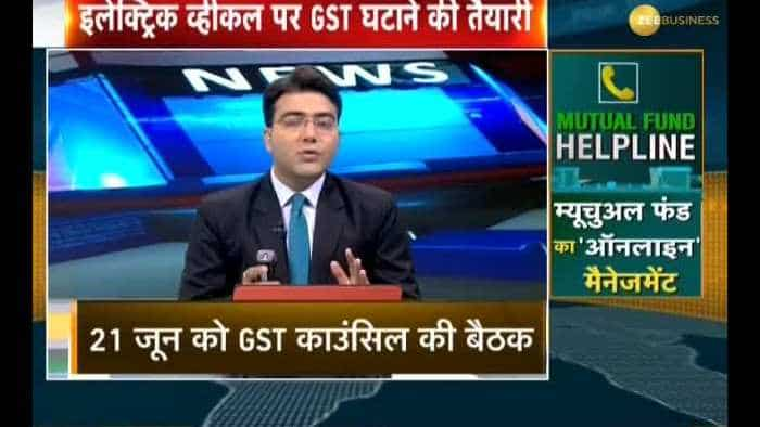 First GST council meet on June 21 after Modi 2.0 takes charge