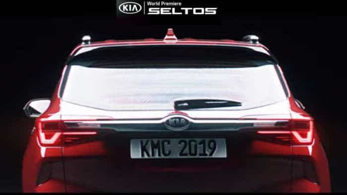 Kia SELTOS is coming! Set to arrive tomorrow - Another video teaser out   What it reveals ahead of World Premiere - WATCH