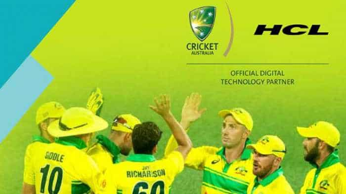 HCL Tech signs multi-year deal with Cricket Australia