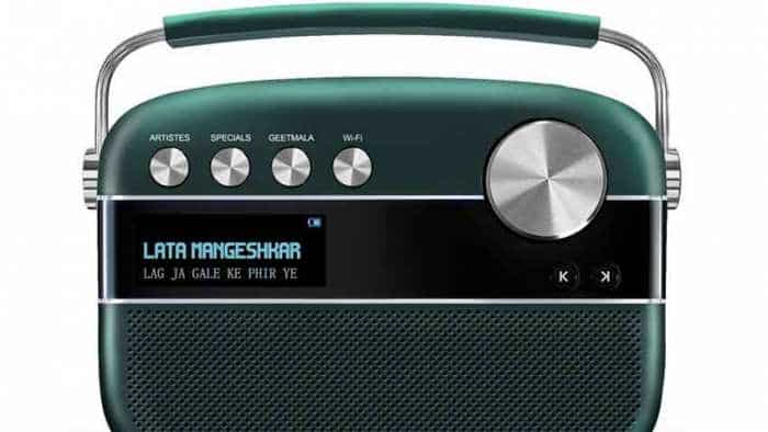 Saregama Carvaan 2.0 priced at Rs 7,990 launched: Now, get stock market updates along with 5000 pre-loaded songs