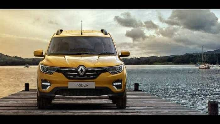 IN PICS: Renault Triber unveiled - Is this the most spacious and ultra modular car of India? Find out