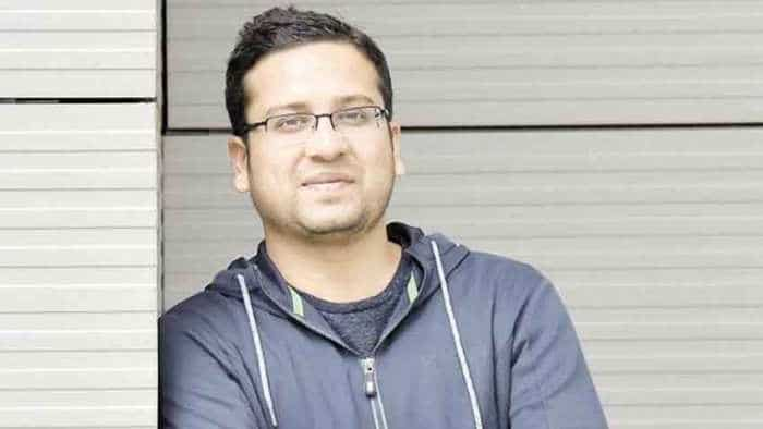 Flipkart co-founder Binny Bansal sells part shares to Walmart for Rs 531 crore