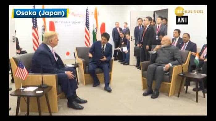 Watch: US President Trump congratulates PM Modi for victory in LS elections