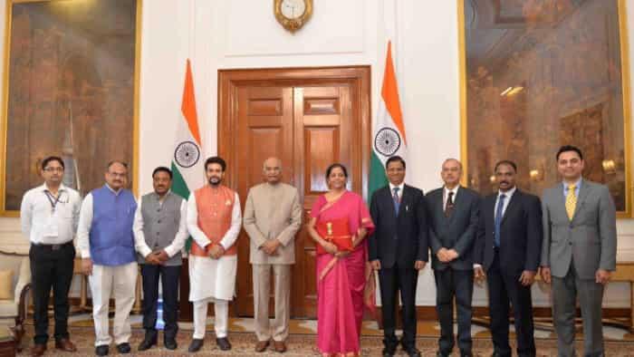 Budget 2019 highlights: FM Nirmala Sitharaman's maiden Budget speech in Parliament