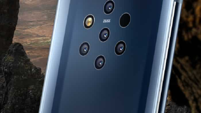 In Pics: This is how Nokia 9 Pureview with five rear cameras look like
