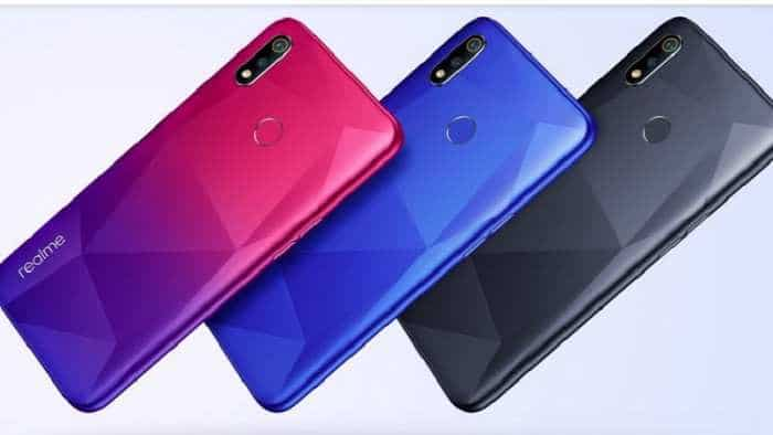 Realme 3i launched in India with 13Mp camera, 6.2-inch HD display and diamond-cut design; check price and features