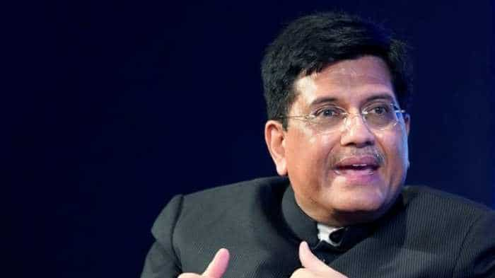 Railway Minister Piyush Goyal comes up with new concept- 'Designed in UK, Made in India'