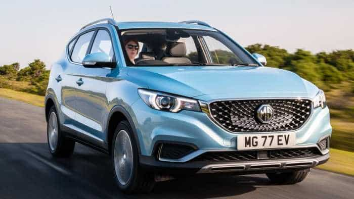 Morris Garages: SUV MG ZS EV launched in UK! Its price there hints at Indian rates too? Find out