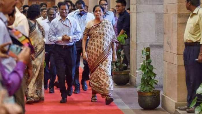 Income Tax Reforms: Nirmala Sitharaman informs about Direct Tax Code Bill, simplification of direct tax on cards