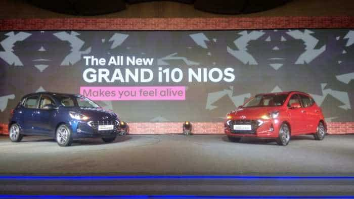 LAUNCHED! Hyundai Grand i10 NIOS - Buy budget car at this price, enjoy these new features - All details here of hatchback beauty