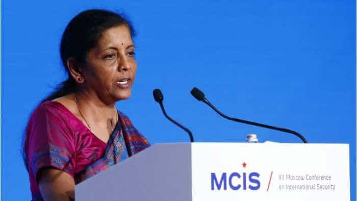 Nirmala Sitharaman Press Conference: Big announcement on tax surcharge for FPIs likely!