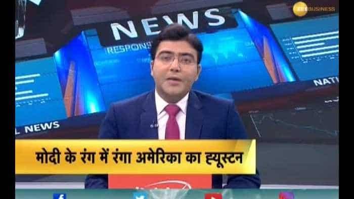 Modi Magic in Houston; Indian PM Modi interacts Kashmiri Pandits