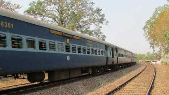 Relief from train delays: Railways linking trains to a satellite network of ISRO