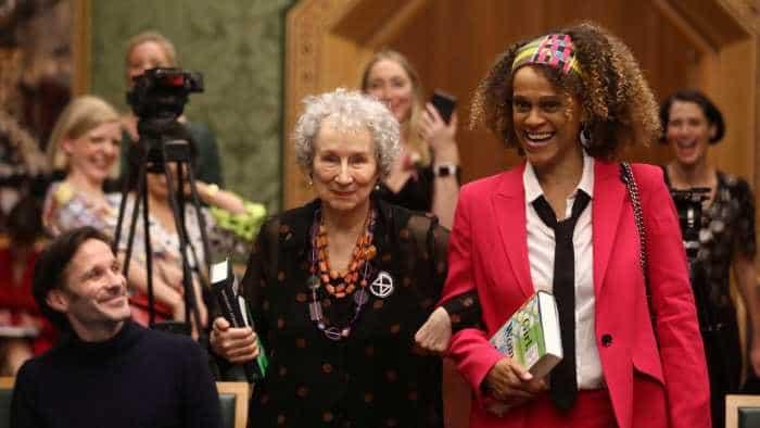 Booker Prize: Margaret Atwood, Bernardine Evaristo win the literary award