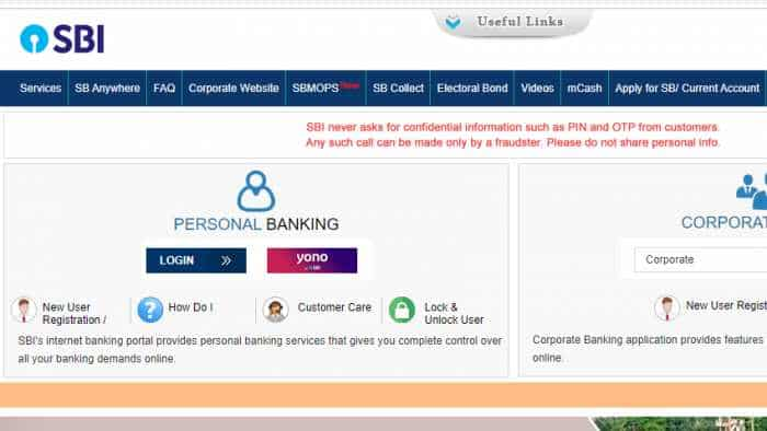 SBI account holder? How to change your mobile number via OnlineSBI.com