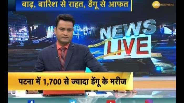 Fear of dengue everywhere in Bihar, 1700 patients so far in Patna
