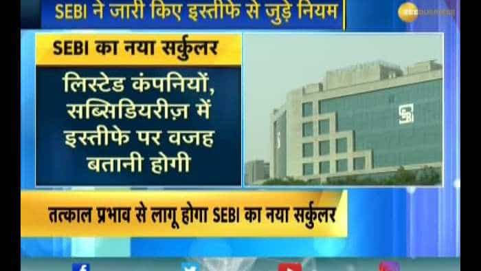 SEBI tightens norms to deal with auditor resignations