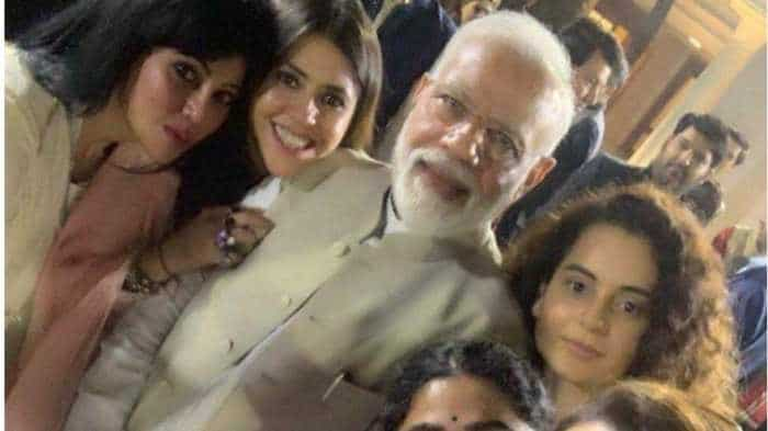 PM Modi to Bollywood: Create films on Gandhi and Gandhism
