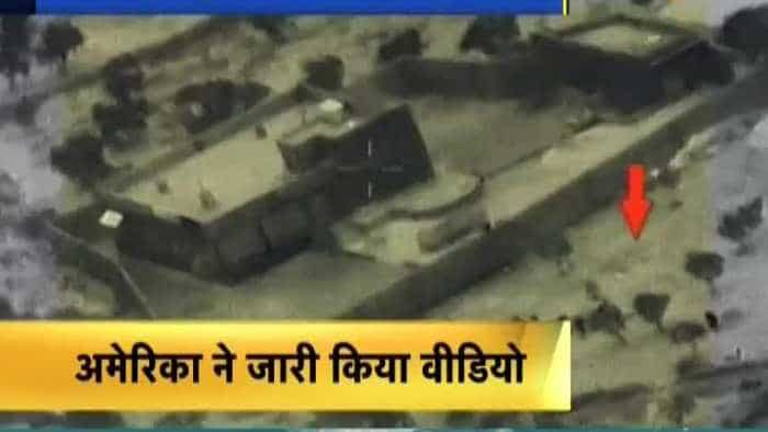 U.S. releases Baghdadi raid video