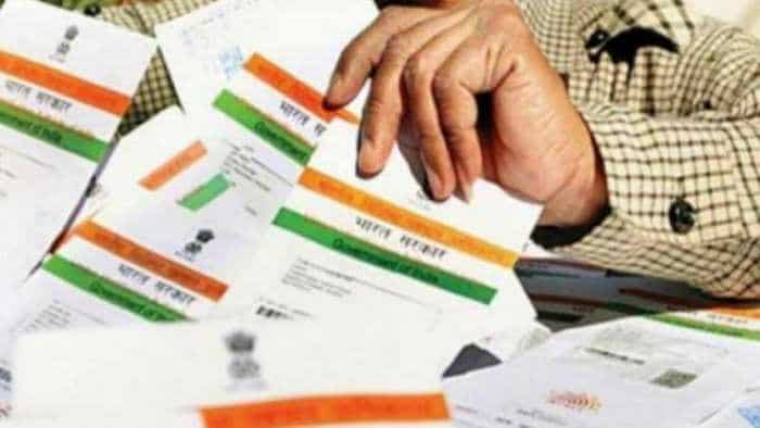 Want to update your Aadhaar card? Fee hiked; here is what you need to now about correction charges