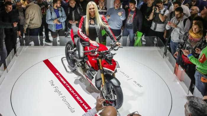 Meet the most beautiful bike; see pics! Loaded with power and prowess - All you need to know