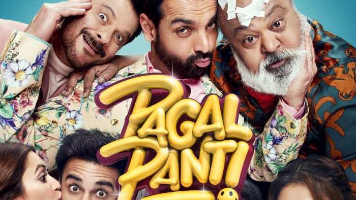 Tamilrockers leaks Pagalpanti full movie download link online