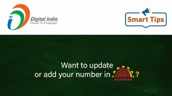UIDAI alert! Now, update mobile number in Aadhaar Card without any document submission - Here is how