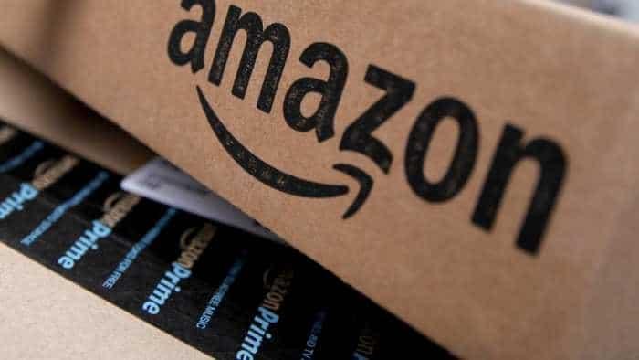 Amazon deliveryman's celebratory jig at good Samaritan's US home goes viral