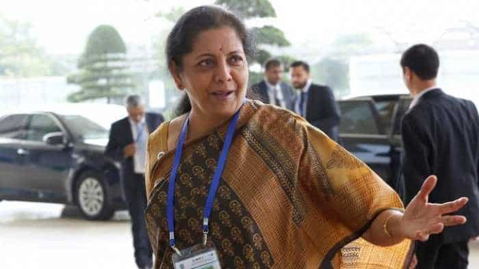 RBI did not object to electoral bonds through SBI: FM Nirmala Sitharaman
