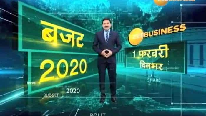 Budget in  Minute: What is Budget? Zee Business Managing Editor, Anil Singhvi explains