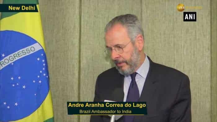India, Brazil to ink over 15 agreements during President Bolsonaro's visit: Brazilian Envoy