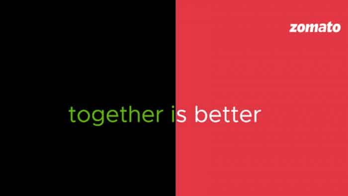 'Together is Better': Zomato acquires Uber's food delivery business for Rs 2,485 cr