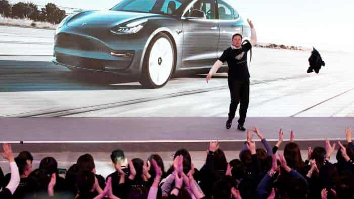 Wow! Elon Musk-led Tesla hits $100-bn market value for the first time
