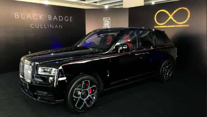 Rolls-Royce Black Badge Cullinan: Super beautiful! All you need to know about this machine