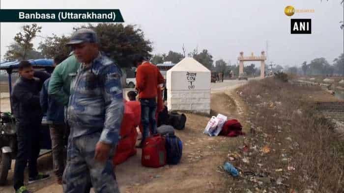 Indo-Nepal border put on high alert due to coronavirus