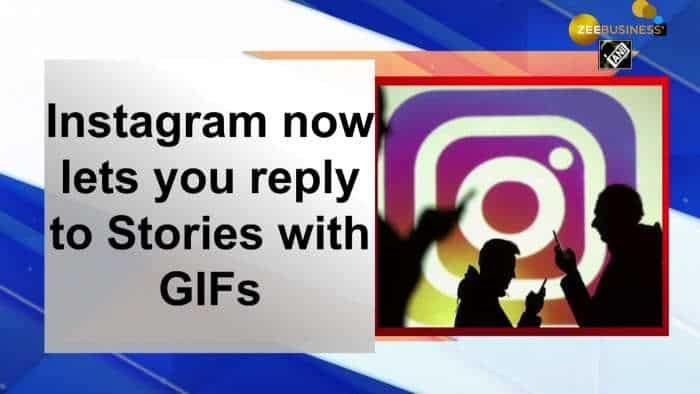 Instagram now lets you reply to Stories with GIFs