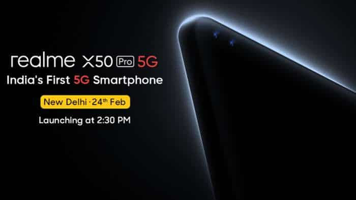 Surprise! Not iQoo 3, Realme X50 Pro 5G to be India's first 5G smartphone! Launch set for Feb 24