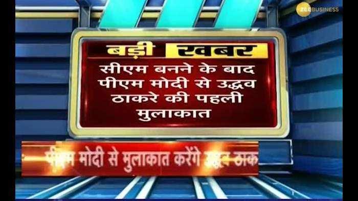 Uddhav Thackeray reaches Delhi to meet PM Modi