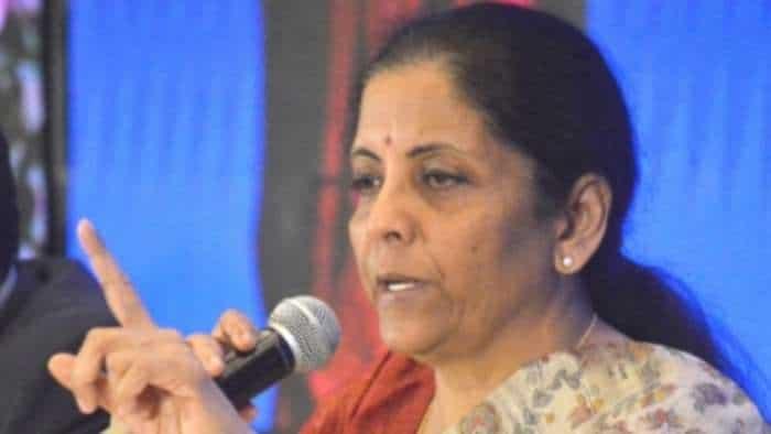 Finance Minister Nirmala Sitharaman asks G-20 to enhance global risk monitoring